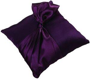 "Lillian Rose Satin Ring Pillow # 7.5"""