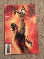 DRAX THE DESTROYER #3 Low Print Run First Print [Marvel Comics, 2005]