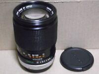 CANON LENS FD 135mm F2.5 S.C. Prime Lens From Japan