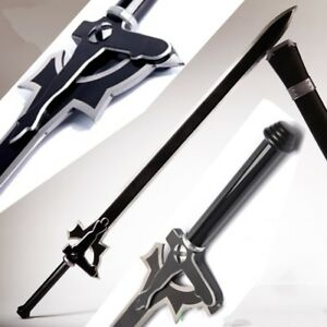Sword Kazuto Kirigaya ElucidaArt Online Anime Kirito Tor Cosplay #3929
