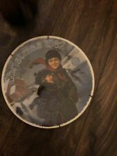 New ListingNorman Rockwell Christmas Courtship 1982 Norman Rockwell Plate Knowles Fine Rare