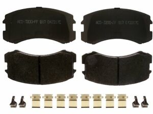 Front Brake Pad Set 6RWS46 for Mitsubishi Lancer 2002 2003 2004 2005 2006 2007