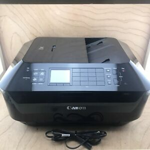Canon PIXMA MX922 Wireless Office All-in-One Printer With Full Ink. Very Clean!