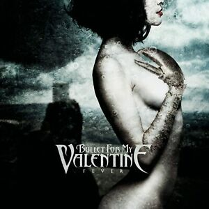 Bullet For My Valentine Fever (2010) 11-track Album CD Neuf/Scellé