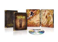 New Sealed The Goonies Steelbook Blu-ray Disc Rare