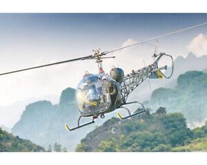 Italeri 2820 Bell OH-13 Sioux 1:48 modellismo