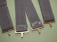 USMC Boxer Rebellion CHINA MARINE WINCHESTER LEE NAVY CARTRIDGE BELT SUSPENDERS