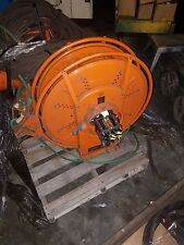 Gleason Reel S28802-43-24-1-CSA Cable Reel, 134 ft of 14 AWG Cable at 150 FPM