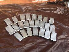 ALUMINUM INGOTS (17kg/37+LBS) (ForCasting) HAND POURED Automotive Aluminum