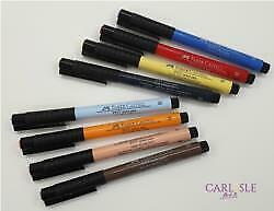 Faber-Castell Pitt Artist Pens - Choose Your Colour - Brush Nibs