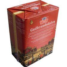 Gjetost Norgold Gudbrandsdalen Karamellkäse Norwegenkäse Molkenkäse 1kg