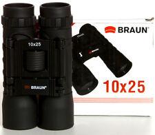 BRAUN 10x25 sw Fernglas v. Fachhändler ****