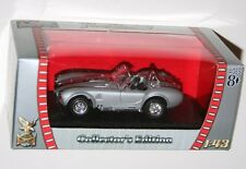 Road Signature - Shelby Cobra 427S/C (1964) Silver 1:43