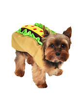 3 simply Dog Pet Taco Costume M L Dogs Cat Petco Halloween NWT