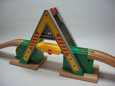 AUTOMATIC BRIO LIFTING BRIDGE for Wooden Train Track Set (Thomas)