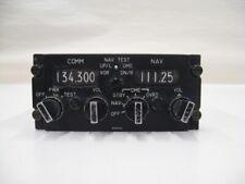 Collins 313N-2D Radio Set Control - PN: 522-2447-556