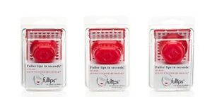 Fullips Lip Plumping Enhancer Combo (All 3 Sizes Plus Gloss and Free Gift!!!)