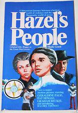 Hazel's People by Merle Good (1975, Paperback) Mennonites, movie tie-in