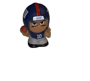 "NFL Football Teenymates New York Giants Eli Manning 1"" X 3/4"" Mini Figure"