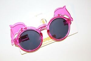 Gymboree Dolphin Sunglasses Girls 4 and up Sunglasses NEW Pink NWT