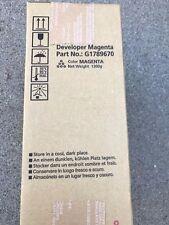 Genuine OCE Magenta Developer G1789670