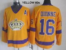 Hockey Los Angeles Kings jersey Gretzky VACHON WILLIAMS ROBITAILLE DIONNE GORING