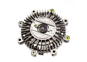 Drivetech Viscous Fan Clutch 031-134314 fits Mitsubishi Triton 2.8D 2WD (MK),...