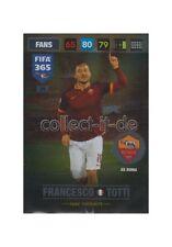 Panini Fifa 365 Cards 2017 - 71 - Francesco Totti - Fans Favourites - AS Roma