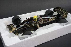 1:18 MINICHAMPS 540861812 Lotus Renault 98T A. Senna 1986 #12 ASC