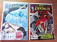2 Deathlok #13 (July 1992,Marvel)+ Deathlok Annual 2 1993