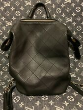 Authentic Vintage Chanel backpack, excellent condition, Genuine soft leather