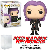 Funko POP! Harry Potter ~ NYMPHADORA TONKS (#107) EXCLUSIVE FIGURE w/PROTECTOR