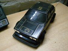 Ferngesteuertes Auto - Kult - Rar - VW Golf 1 GTI - Turbo  - schwarz - top Zusta