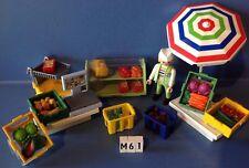 (M61) playmobil complément supermarché 3202 3200