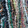 "New 15"" 5-8mm Assorted Freeform Chips Gemstone Jewelry Making Beads Wholesale"
