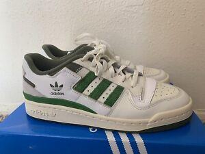Adidas Forum 84 Low Crew Green Size 8.5