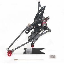 Full Adjustable Rearset Rear Sets Foot Pegs HONDA CBR 600RR 2003 2004 2005 2006