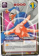 DRAGON BALL n° D-377 - DABURA