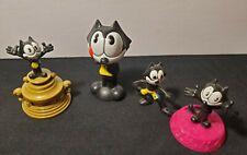 Felix The Cat 4 Figurines Bundle