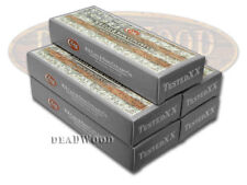 Case Xx 5 Grey and American Flag Standard Boxes for Pocket Knives