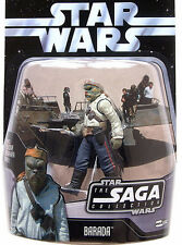 BARADA Skiff Guard  #004~ SAGA 2~ Star Wars  2006~  MOC~Return Of The Jedi