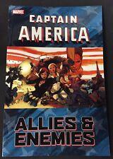 CAPTAIN AMERICA Allies and Enemies - Marvel Comics TPB trade paperback