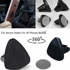 NEW Universal Magnetic Car Mount Air Vent Holder Stand For GPS PAD Mobile Phones