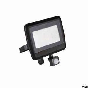 Faretto LED ANTEM 30W-NW-SE B nero 4000k 2400lm con sensore di movimento Kanlux