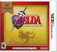 The Legend of Zelda: Ocarina of Time 3D - Nintendo Selects Edition for Nintendo
