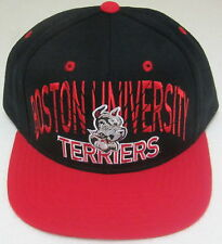 Boston University Terriers Multi-Color Structured Snap Back Hat By adidas