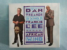 "DAN  TREANOR  &  FRANKIE  LEE         ""AFRICAN  WIND""       USED  CD /   DIGIPAK"