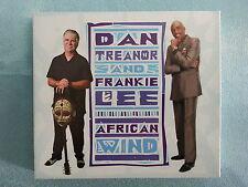 """DAN  TREANOR  &  FRANKIE  LEE         """"AFRICAN  WIND""""       USED  CD /   DIGIPAK"""