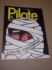 """""""PILOTE no 726"""" (1973) FRED / SOUCOUPES VOLANTES / LOB & GIGI / GREG / MORRIS"""