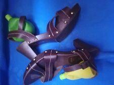 🎀 Sandales en cuir   taille 39, 🎀